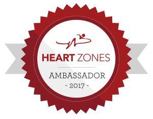 Heart Zones Ambassador Badge 2017